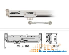 MSA 373 Integrated guide rail system and 90°-mounting RSF ELEKTRONIK VIETNAM