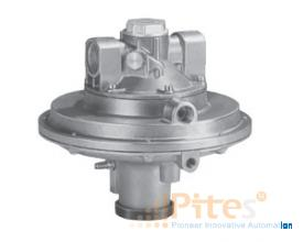 Variable Gas/Air Ratio Regulator GIKH
