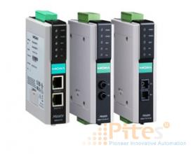 MGate MB3270  2-port advanced serial-to-Ethernet Modbus gateways Moxa Việt Nam