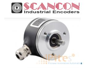 Ordering code 2R-0025-N-06 x 15-65-03-S-01  Heavy Duty Encoder Scancon Vietnam