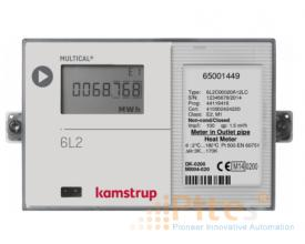 Đồng hồ đo BTU The Kamstrup MULTICAL 6L2 Sub Meter Energy Calculator Kamstrup  Việt Nam