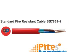 Standard Fire Resistant Cable BS7629-1 code A6F02025RD/ENHB Eland Cables Vietnam
