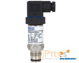 Model S-11 Flush pressure transmitter For viscous and solids-containing media
