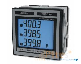 QUBO 96 96X96MM IQ96P3L005 MULTIFUNCTION NETWORK ANALYSER FRER Việt Nam
