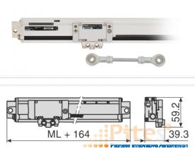 MSA 375 Integrated guide rail system RSF ELEKTRONIK VIETNAM