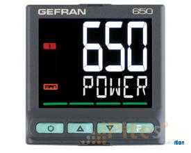 Gefran 650-DR00-00000-1-G Replaced for RB100FK05-VN-4*1N-NN/AN/Y temperature controller RKC