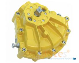 DOUBLE ACTING ACTUATOR MODEL 05 (LESS COUPLING)  P/N: 054-100Z Kinetrol Vietnam