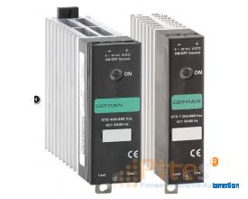 GTS-60/48-D-0   Power control  (GTS-60/480-0) GTS Single-phase solid state relay, up to 120A Gefran