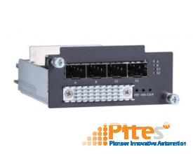 Model: PM-7200-8TX Fast Ethernet module with 8 10/100T(X) ports  Moxa Việt Nam