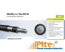 SOLARpower Alu-ATA XS Low voltage cable, halogen free Leoni Việt Nam