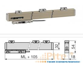 MSA 711 Fixed mounting-point left RSF ELEKTRONIK VIETNAM