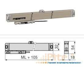 MSA 720 Fixed mounting-point centered RSF ELEKTRONIK VIETNAM