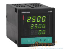 2500 PID Controller Pressure and Force, 1/4 DIN Code  2500-1-0-1-0-0-1 Gefran Vietnam