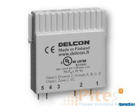 Relays for hazardous locations with AC input (