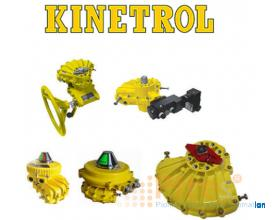 Model: 144-100 I Model: 074-100 Kinetrol Model 14 Double Acting Actuator Kinetrol Việt Nam