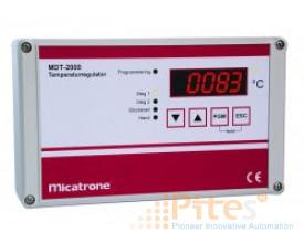 MDT-2000 Digital temperature controller (thermostat) for 2 stage burners MICATRONE VIỆT NAM