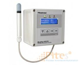 Micaflex HTC/T2 Controller for measurement and control of humidity and temperature MICATRONE VIỆT NA