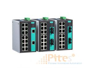 EDS-316 Series 16-port unmanaged Ethernet switches Moxa Việt Nam