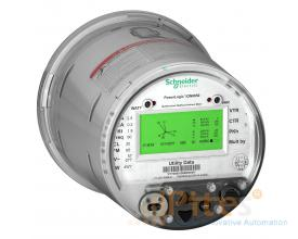 Schneider M8650C7C0J5A0B1A  Energy and Power quality meter ION8650 meter 32MB, FT21 cable, 277VAC/30