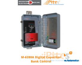 M-6280A Digital Capacitor Bank Control Beckwithelectric Vietnam