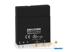 Relays with DC-input (